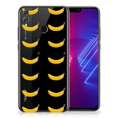 Honor 8X Siliconen Case Banana