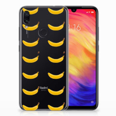 Xiaomi Redmi Note 7 Pro Siliconen Case Banana