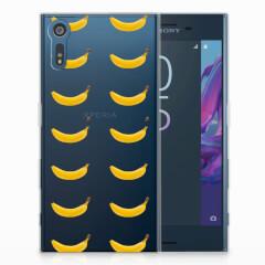 Sony Xperia XZs | XZ Siliconen Case Banana