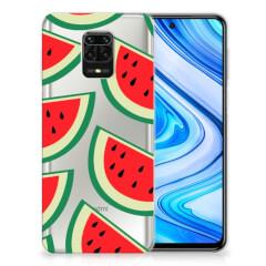 Xiaomi Redmi Note 9S | Note 9 Pro Siliconen Case Watermelons