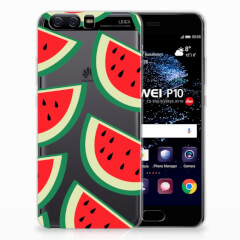 Huawei P10 Siliconen Case Watermelons