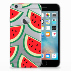 Apple iPhone 6 Plus | 6s Plus Siliconen Case Watermelons