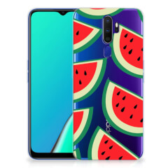 OPPO A5 2020 Siliconen Case Watermelons