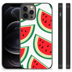 iPhone 12 Pro Max Silicone Case Watermelons