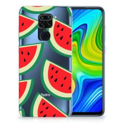 Xiaomi Redmi Note9 Siliconen Case Watermelons