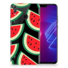 Honor 8X Siliconen Case Watermelons