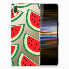 Sony Xperia L3 Siliconen Case Watermelons