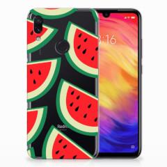 Xiaomi Redmi Note 7 Pro Siliconen Case Watermelons