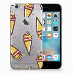 Apple iPhone 6 Plus | 6s Plus Siliconen Case Icecream