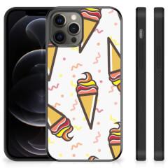 iPhone 12 Pro Max Silicone Case Icecream