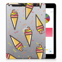 Apple iPad 9.7 2018 | 2017 Tablet Cover Icecream