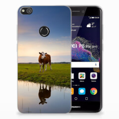 Huawei P8 Lite 2017 TPU Hoesje Koe