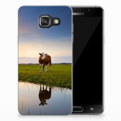 Samsung Galaxy A3 2016 TPU Hoesje Koe