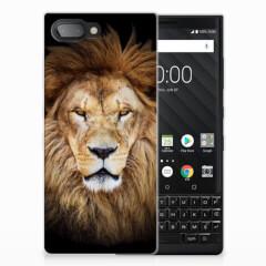 BlackBerry Key2 TPU Hoesje Leeuw