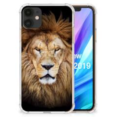 Apple iPhone 11 Case Anti-shock Leeuw