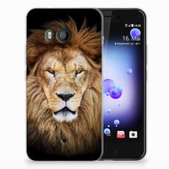 HTC U11 TPU Hoesje Leeuw