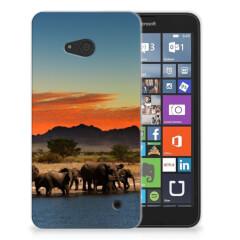 Microsoft Lumia 640 TPU Hoesje Olifanten