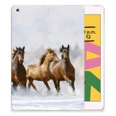 Apple iPad 10.2 (2019) | iPad 10.2 (2020) Back Case Paarden