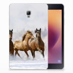 Samsung Galaxy Tab A 8.0 (2017) Back Case Paarden