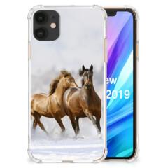 Apple iPhone 11 Case Anti-shock Paarden
