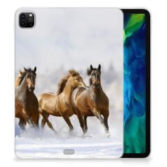 iPad Pro 11 inch (2020) Back Case Paarden