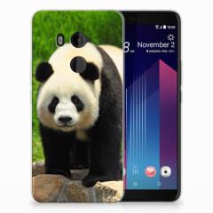 HTC U11 Plus TPU Hoesje Panda