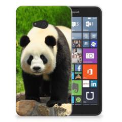 Microsoft Lumia 640 TPU Hoesje Panda