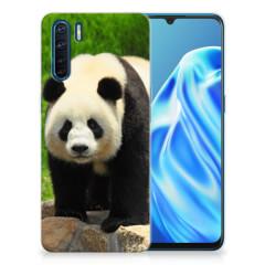 OPPP A91 TPU Hoesje Panda