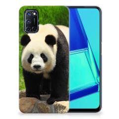 OPPP A52   A72 TPU Hoesje Panda