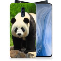 OPPO Reno TPU Hoesje Panda