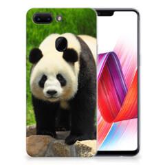 OPPO R15 Pro TPU Hoesje Panda