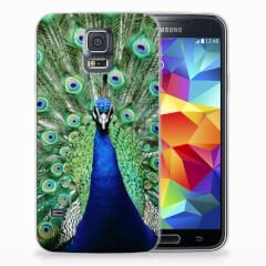 Samsung Galaxy S5 TPU Hoesje Pauw