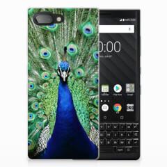 BlackBerry Key2 TPU Hoesje Pauw