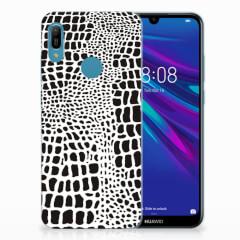 Huawei Y6 2019 | Y6 Pro 2019 TPU Hoesje Slangenprint