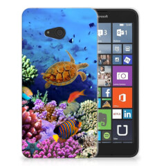 Microsoft Lumia 640 TPU Hoesje Vissen