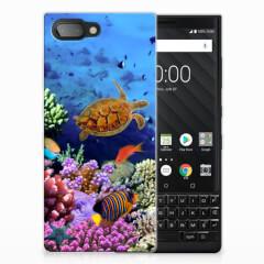 BlackBerry Key2 TPU Hoesje Vissen