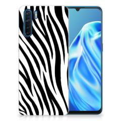 OPPP A91 TPU Hoesje Zebra