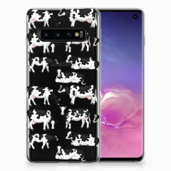 Samsung Galaxy S10 TPU Hoesje Koetjes