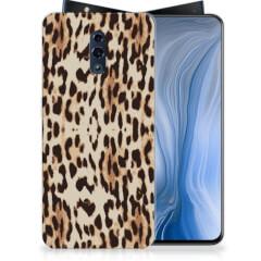 OPPO Reno TPU Hoesje Leopard