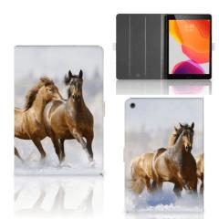 iPad 10.2 (2019)   iPad 10.2 (2020) Flip Case Paarden