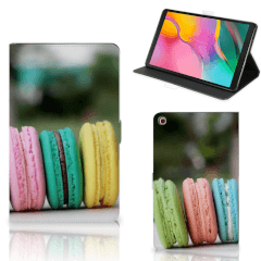 Samsung Galaxy Tab A 10.1 (2019) Tablet Stand Case Macarons