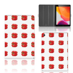 iPad 10.2 (2019) | iPad 10.2 (2020) Tablet Stand Case Paprika Red