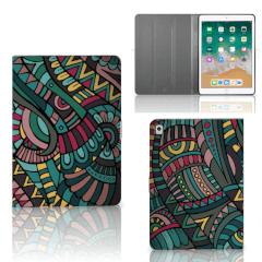 Apple iPad 9.7 (2018) Tablet Hoes Aztec