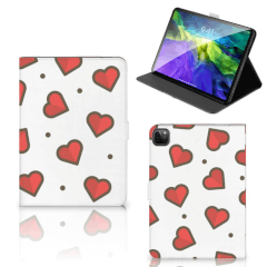 iPad Pro 11 2020 Tablet Hoes Hearts