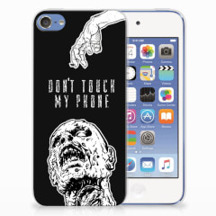 Silicone-hoesje Apple iPod Touch 5 | 6 Zombie
