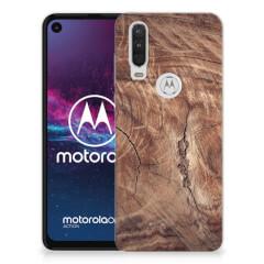 TPU Hoesje Motorola One Action met eigen foto