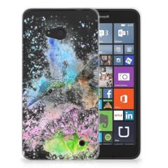 Hoesje maken Microsoft Lumia 640 Vogel