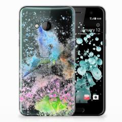 Hoesje maken HTC U Play Vogel