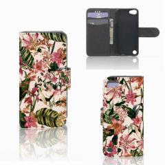 Apple iPod Touch 5 | 6 | iPod (2019) Hoesje Flowers