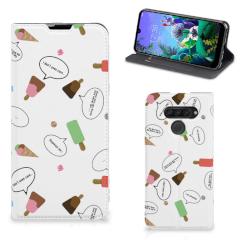 LG Q60 Flip Style Cover IJsjes